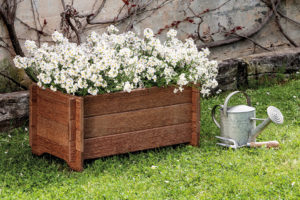 Una nueva dimensión con jardineras a medida