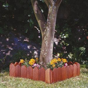 bordillo de madera seakit