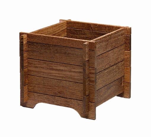jardinera de madera cross seakit