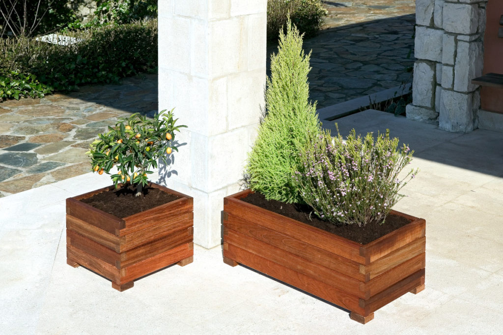 Beneficios saludables de instalar jardineras a medida