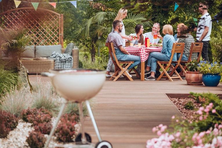5 ideas para decorar tu jardín